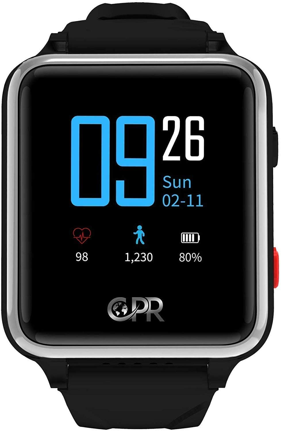 CPR Guardian II Personal Alarm with Emergency Assist Button